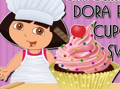 Dora Perfect Cupcake