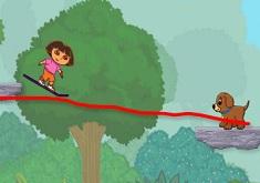 Dora Saves the Dog