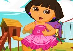 Dora School Girl