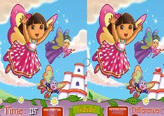 Dora Seek Differences