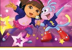 Dora Sings Along
