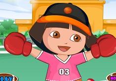 Dora Sports Dress Up