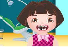 Dora Teeth Surgery