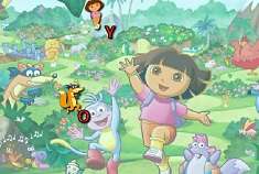 Dora the Explorer Typing