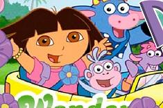 Dora the Explorer Wonder Flowers