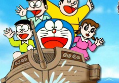Doraemon Hidden Objects