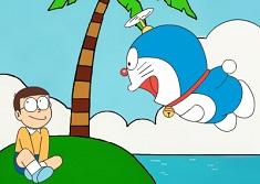 Doraemon Invisible Trouble
