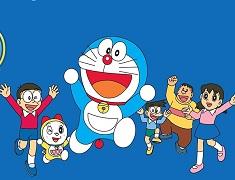 Doraemon Online Coloring