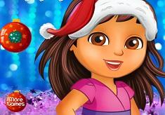 Dora's Xmas Makeover