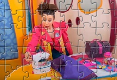 Doris Junior Express Puzzle