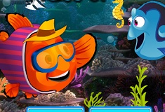 Dory and Nemo Dress Up