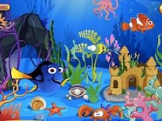 Dory Fish Tank