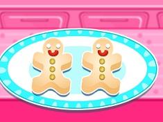 Double Gingerbread Men