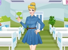 Dr Cinderella Dress Up