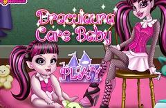 Draculaura Baby Care