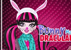 Draculaura Bunny Make Up