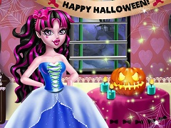 Draculaura Halloween Decorations