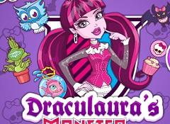 Draculaura Monster Spell