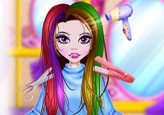 Draculauras Sister Hairstyles