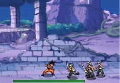 Dragon Ball Comic Stars Fighting