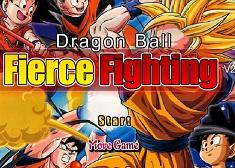 Dragon Ball Fierce Fighting 4