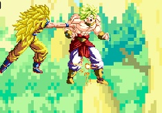 Dragon Ball Fierce Fighting 5