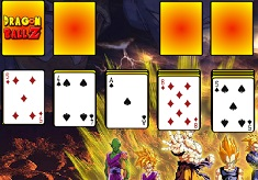 Dragon Ball Z Solitaire - Jogos Online