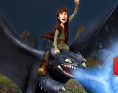 Dragon Riders Fireball Frenzy 3D
