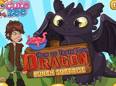 Dragon Riders Food Surprise