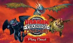 Dragons Training Legends