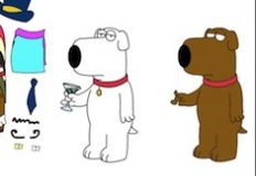 Dress Up Brian Griffin