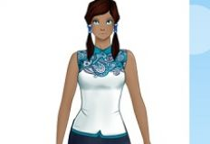 Dress up Korra
