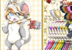 Dress Up Mouse