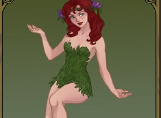 Dress Up Poison Ivy