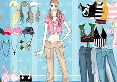 Dress Up Tall Model