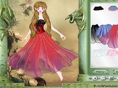 Dress Up the Fairy