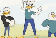 DuckTales All Ducked Out Avatar Creator