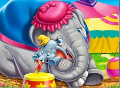 Dumbo and Mom Puzzle