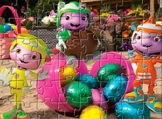 Easter Floogals Puzzle