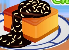 Easy to Cook Sweet Potato Cheesecake