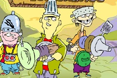 Ed Edd and Eddy the Ed Touchables