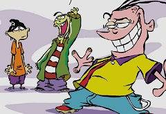 Ed Edd and Eddy Wipeout
