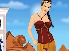 Egypt Princess Dress Up