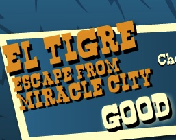 El Tigre Escapes the City