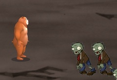 Elder Bear vs Zombies