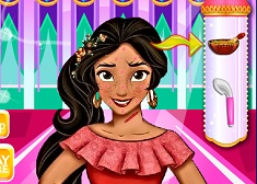 Elena of Avalor Facial Skin Doctor