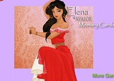 Elena of Avalor Memory Cards