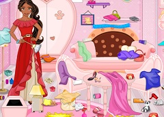 Elena of Avalor Messy Room