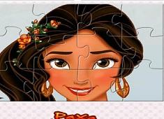Elena of Avalor Puzzle