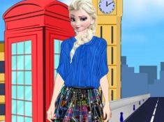 Elisa London Vacation